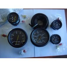 Запчасть: Honda 06320-ZW5-00ZAE - чёрный 5 Gauges Kit Eu