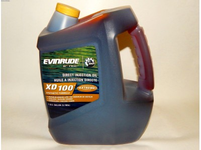 EVINRUDE E-TEC XD100 SYNTHETIC FORMULA