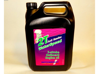 KUTTENKEULER LUBRICANTS Water Speed 2T Anti Smoke Outboard Engine oil